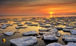 sunrise huron ice