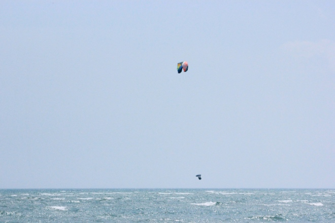 Mark Kuban of Motor City Kiteboarding