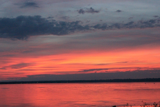 Tawas Bay Sunset